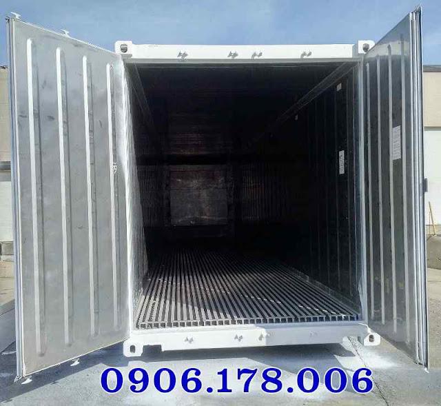 Địa chỉ bán container lạnh cũ giá rẻ