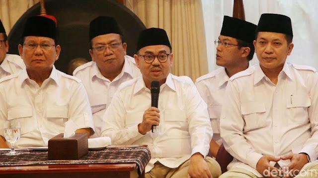 Sudirman Tak 'Pilih' Prabowo, PKS: Mau Ambil Pendukung Jokowi