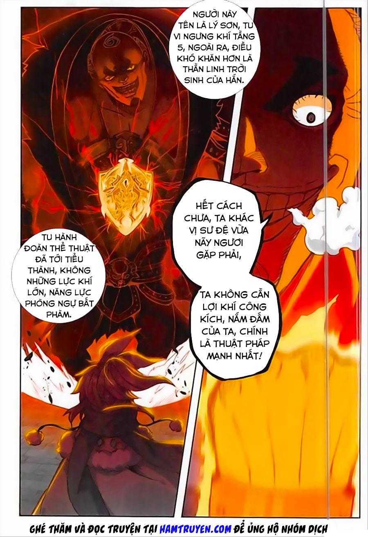 Nhất Niệm Vĩnh Hằng chap 23 - Trang 21