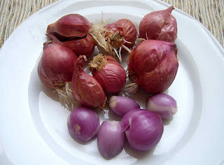 consume raw shallots to prevent from cancer