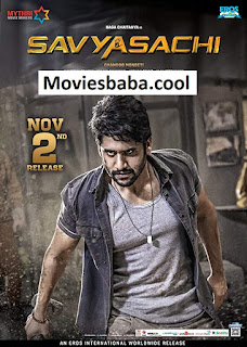 Savyasachi (2018) Full Movie Hindi Dubbed HDRip 480p