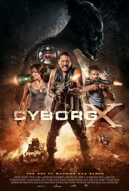 Cyborg X (2016) ταινιες online seires oipeirates greek subs