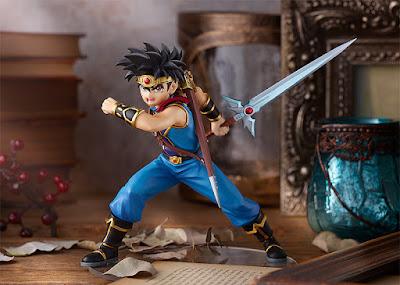 Dragon Quest: The Adventure of Dai - POP UP PARADE Dai y Popp, Good Smile Company