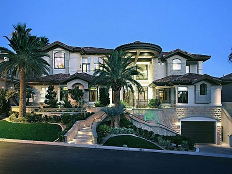 Wallpapers Download: Luxury House Architecture Designs ...