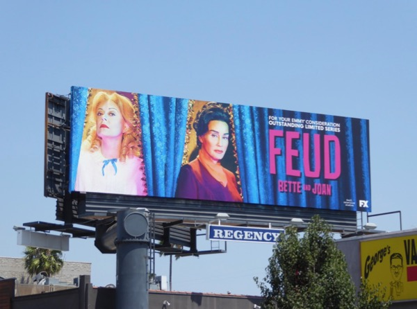 Feud Bette and Joan Emmy nominations billboard