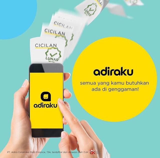 Aplikasi Adiraku, Kemudahan Bertransaksi Dalam Genggaman