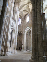 Catedral Tortosa deambulatorio