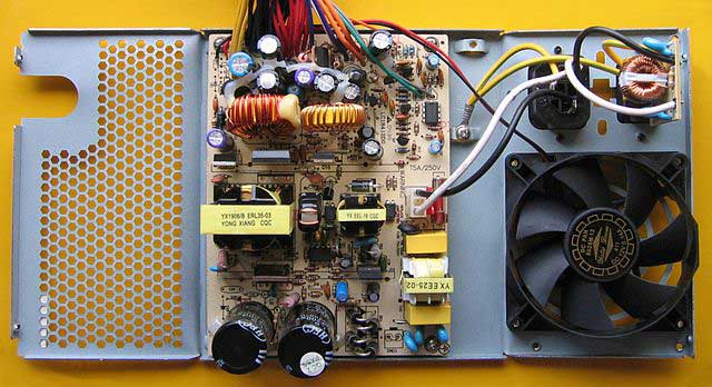 power supply unit | power electronics