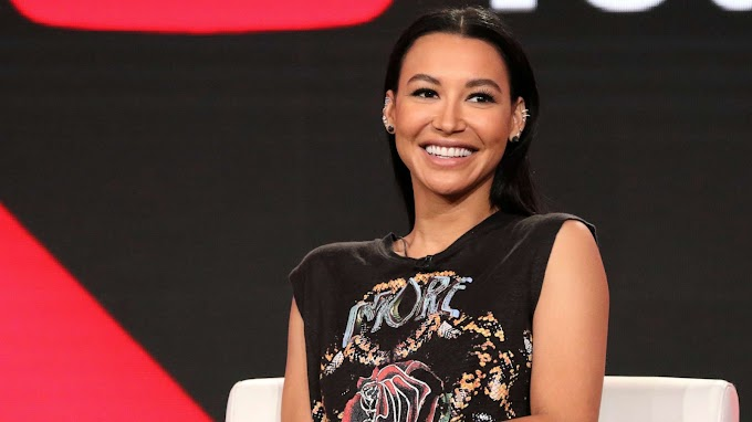 What happened to Glee Star Naya Rivera