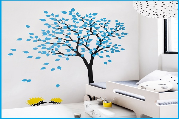 simple wall painting art