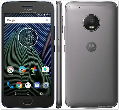 Daftar Smartphone Motorola Moto G5 Plus MWC 2017