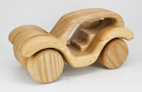 BT72, Buggy, Lotes Wooden Toys