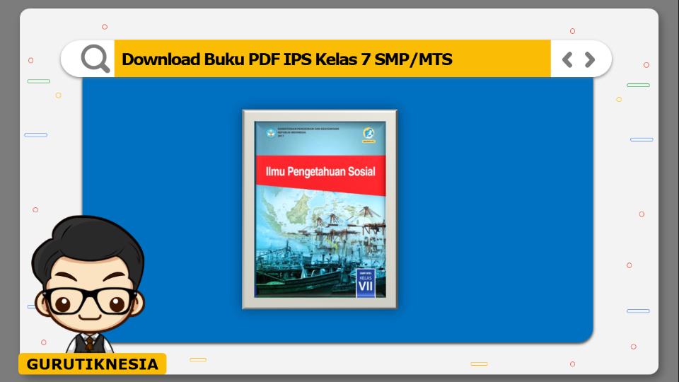 download  buku pdf ips kelas 7 smp/mts