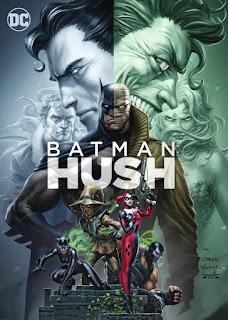 Batman Hush 2019 English Download 1080p WEBRip