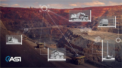 Epiroc compra 35% de participação em empresa de soluções autônomas para mineração