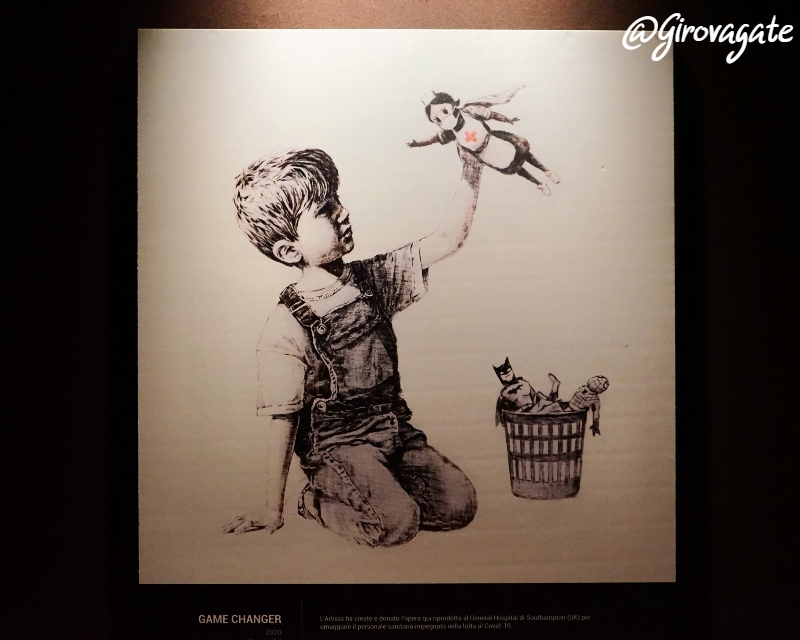 Game Charger Banksy