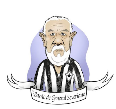 A zaga do Botafogo tira minha felicidade logo cedo