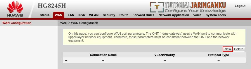 Cara Setting Modem Ont Huawei Hg8245h Menjadi Access Point Tutorial Jaringan Komputer Configure Your Knowledge