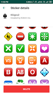 Stickers for Whatsapp Symbols Ads free mod