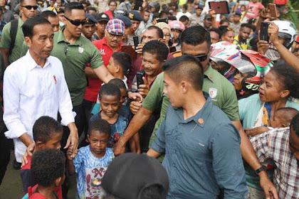 Dipertanyakan, Politisi yang Menangkan Jokowi di Papua Kemana?
