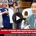IN VIDEO: Lacson: Blessing Ang Pagkapanalo Ni Pres. Duterte At Pagkapromote Ni PNP Chief Bato