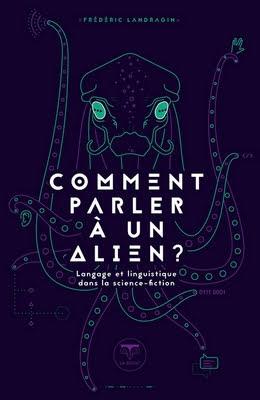 Comment parler à un alien - Couverture