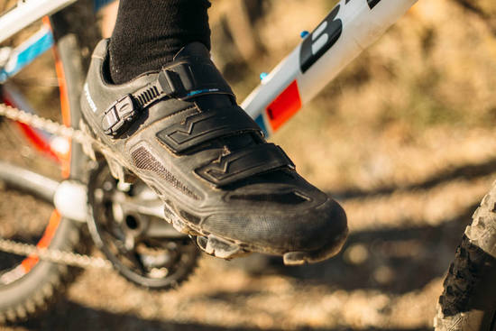 Why Mountain Bike Shoes?