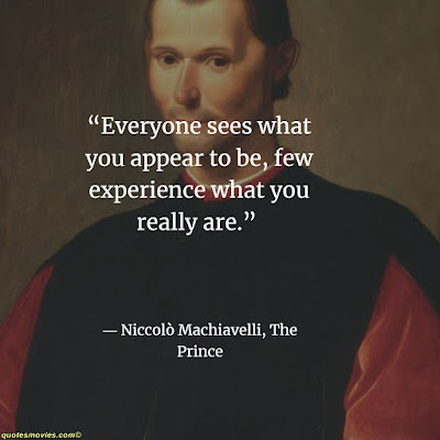 Top Machiavelli 36 image Quotes the prince