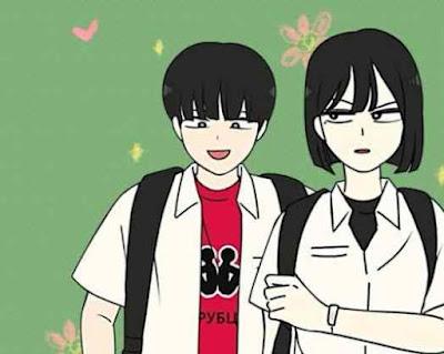 Baca Webtoon Love Revolution Full Episode
