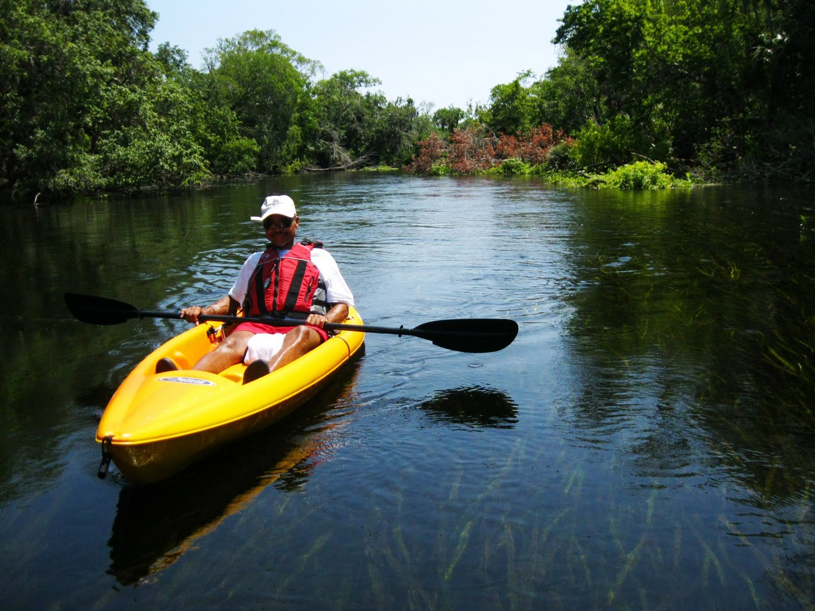We Call It The River Of Gres And Wildlife You See While Kayaking In This Special Place Is Fantastic Steven Pillows Our Lead Guide Kenny Boyd
