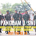 PANGDAM II/SRIWIJAYA TANAM POHON MANGROVE DI PESISIR PANTAI TANJUNG API-API