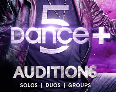 dance plus 5 auditions