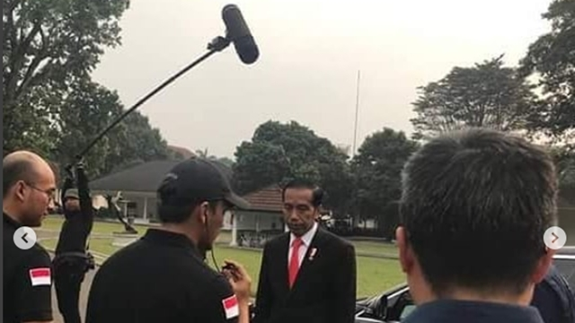 Tingkat Kepuasan Kaum Terpelajar pada Jokowi Rendah