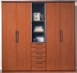 Foto de armario de 4 puertas