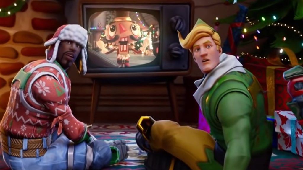 Bring your friends back to Fortnite during the holiday season
