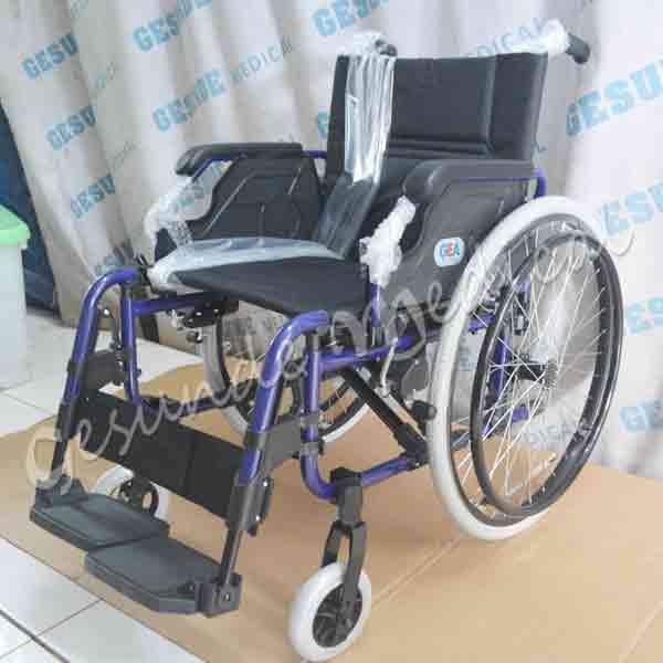 Jual kursi roda aluminium