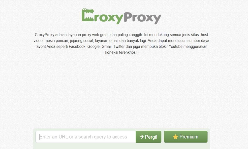 croxyproxy webproxy