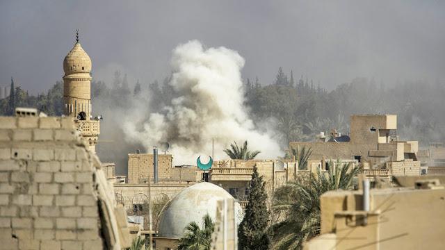 Rusia niega la acusación del Pentágono de que haya bombardeado a la oposición siria