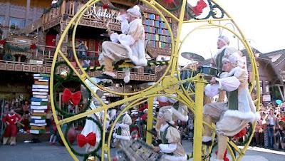 Para de Natal de Gramado (Foto: Divulgação/SBT)