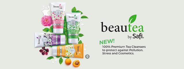 4 Variasi Beautea By Safi Produk Baru Safi Dengan 100% Ekstrak Premium Daun Teh