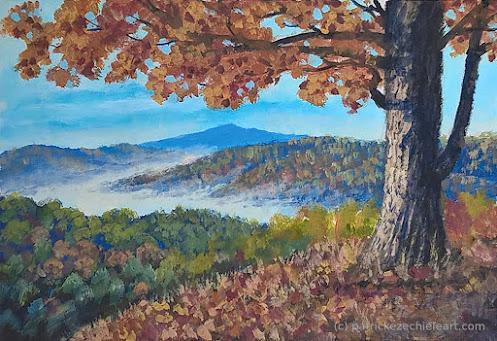La valle dell'autunno
