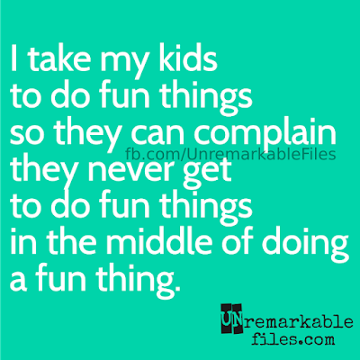 Laugh your yoga pants at these funny memes about parenting and life with kids. Hilarious and relatable – no parent in the world can say they haven't done Number 3. #parentinghumor #memes #kids #momlife #lol #funny #hilarious #unremarkablefiles