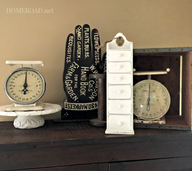 Wooden Spice Box Makeover