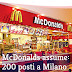 McDonalds Assume a Milano: 200 Posti Disponibili nel 2018