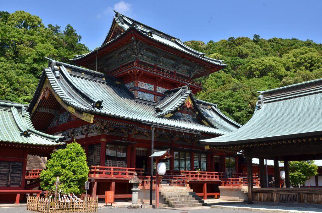 Kuil Ozaki Didedikasikan Untuk Tokoh Terkenal