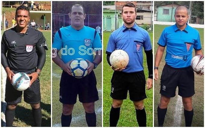 Definida a escala de arbitragem para a 3ª rodada do Campeonato Amador de Belo Oriente