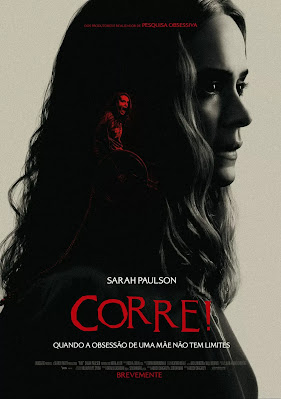 Depois de Ratched, Sarah Paulson Aterrorizará os Cinemas Já em Novembro Com Corre!