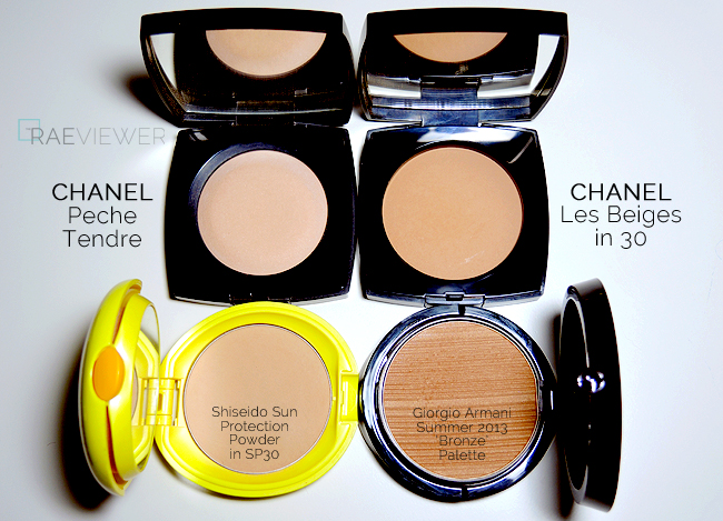 ... powder brushes, I have come to the conclusion that my favorite brushes  to apply my Les Beiges in 30 with are my Bobbi Brown Bronzer Brush or  Chanel s ... da77f28a37e
