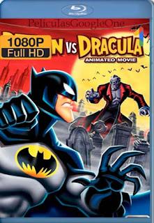 Batman vs Dracula[1080p BRrip] [Latino-Inglés] [GoogleDrive] LaChapelHD