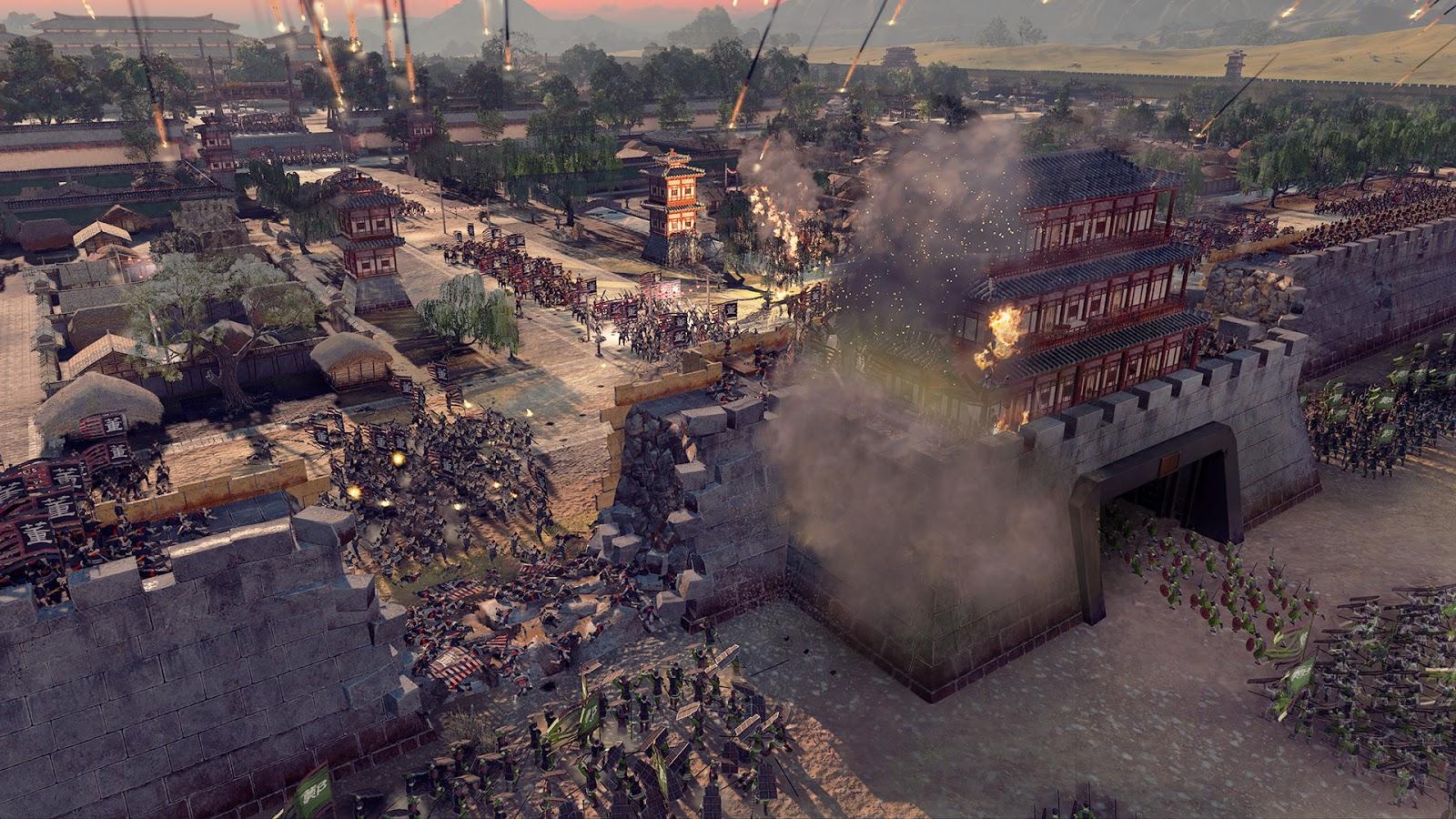 Total War Three Kingdoms PC ESPAÑOL (CODEX) 2